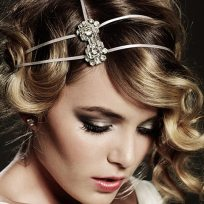 Art Deco Headband