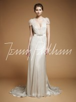 1930s Wedding Gown || Jenny Packham Aspen