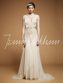 1930s Wedding Dress || Jenny Packham Willow