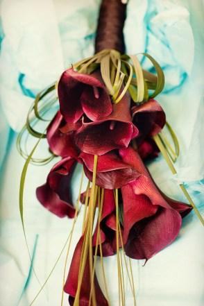 Red Deco Bouquet