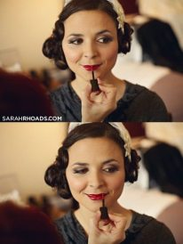 Roaring Twenties Makeup