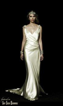 Ada Deco Gown Johanna Johnson
