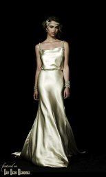 Everley Deco Gown Johanna Johnson