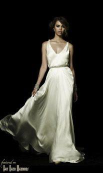 Gilda Deco Gown Johanna Johnson