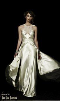 Octavia Deco Gown Johanna Johnson