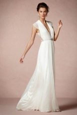 Art Deco Wedding Dress Ortensia BHLDN