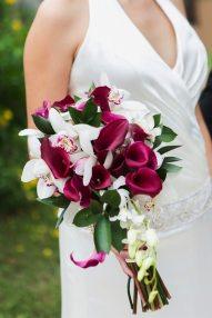 Art Deco Wedding Flowers