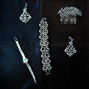 Art Deco Wedding Jewelry