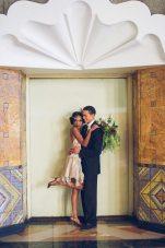 Art Deco Wedding Los Angeles