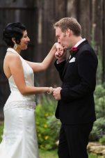 Deco Wedding First Look