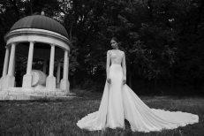 Deco Wedding Gown || Berta