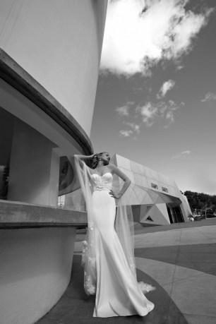 Wedding Dress by Galia Lahav