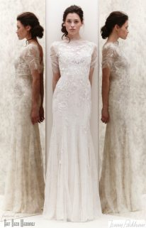 Mimosa Gown Jenny Packham 2013