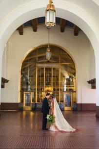 Union Station Gatsby Wedding