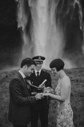 Vintage Inspired Waterfall Wedding