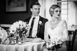 Vintage Inspired Wedding Shoot