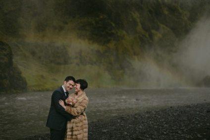 Vintage Style Wedding | Iceland