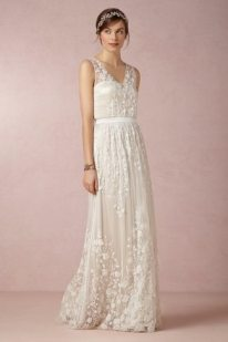 Vintage Wedding Gown Sian BHLDN