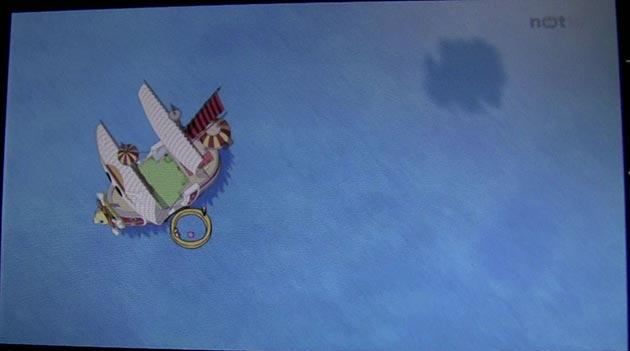 One Piece Escena Del Baño:En 'One Piece Film Z Glorious Island' solo puedo ver pechotes