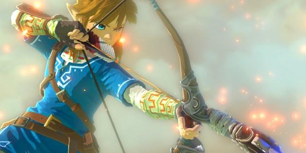 The Lenged of Zelda Wii U