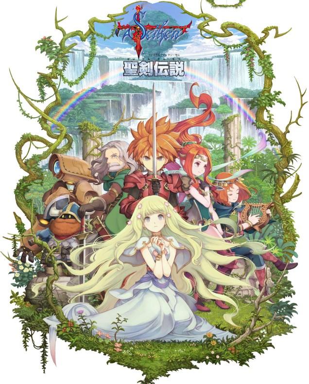 Mystic Quest remake