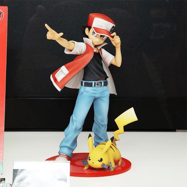 Red-with-Pikachu-figure-Kotobukiya-01