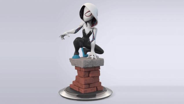 Disney Infinity Spider Gwen
