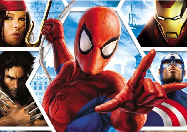 Marvel Ultimate Alliance portada primera