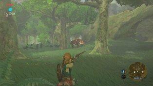 The Legend of Zelda Breath of the Wild gameplay 05