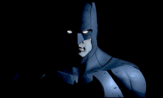Batman Telltale oscuridad sin padres