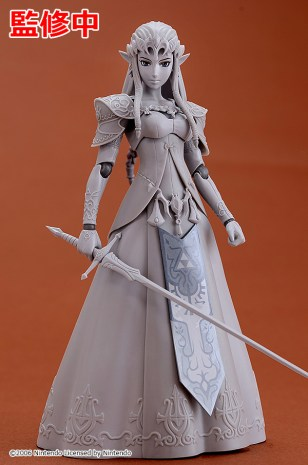Zelda Figma Twilight Princess