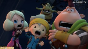 The Snack World anime