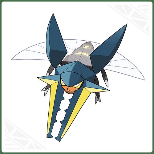 Vikavolt Pokemon 1