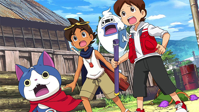 Yo-Kai Watch anime 2