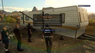 Final Fantasy XV chocobo equipo ataques 13
