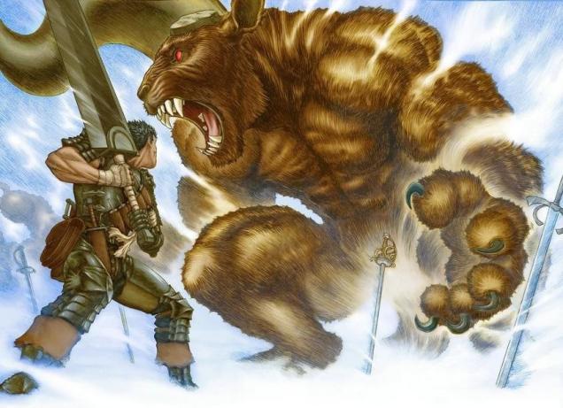 Nosferatu Zodd - Berserk Warriors