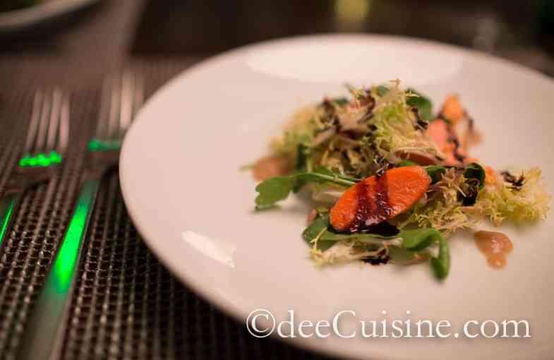 eleven14 Kitchen Duck Confit Salad