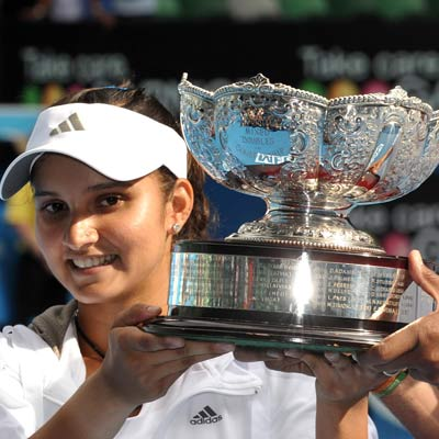 biography of sania mirza in hindi