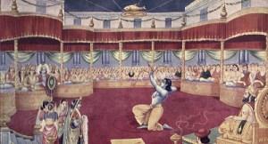draupadi-and-indraprastha