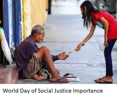World Day of Social Justice Importance