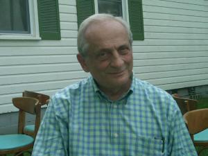 Paul summer 2011 at St. Patrick's Retreat House