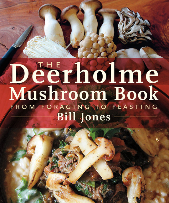 Deerholme Mushroom Cookbook