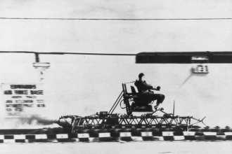 Rocket_sled_track