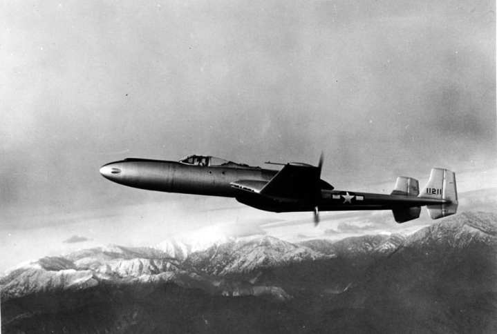 Vultee XP-54