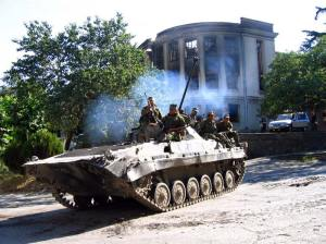 Russia–Georgia War