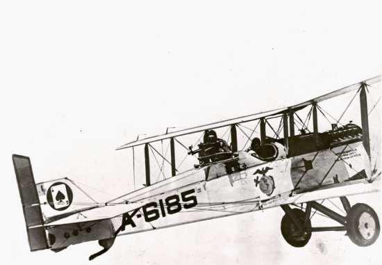 DH-4 Nicaragua
