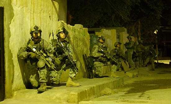 Ranger raid