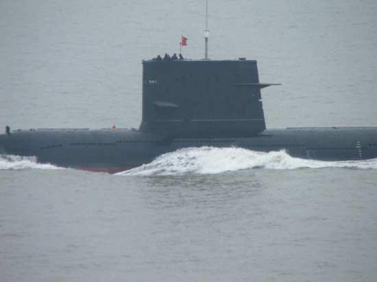 Type 39 Song-Class Submarine