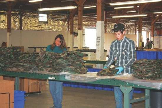 Sierra Army Depot equipment Reset