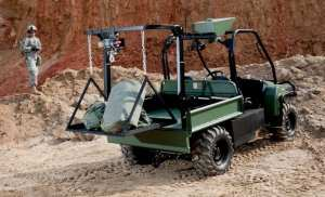 R-Gator, Project Workhorse contender